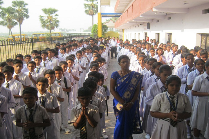 Hansraj Public School-Morning Assembly