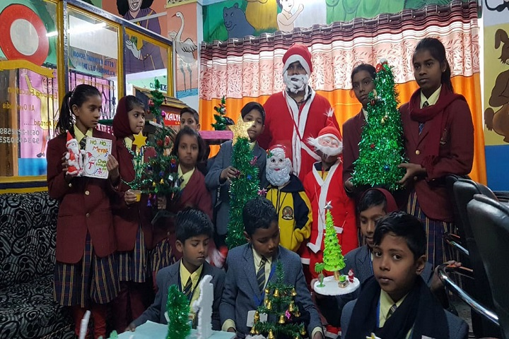 Hansraj Public School-Christmas Celebrations