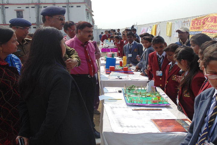 Hansraj Public School-Science Exhibition