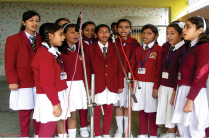 Hansraj Public School-Music Activity