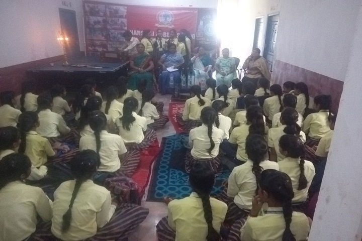 Hansraj Public School-Workshop
