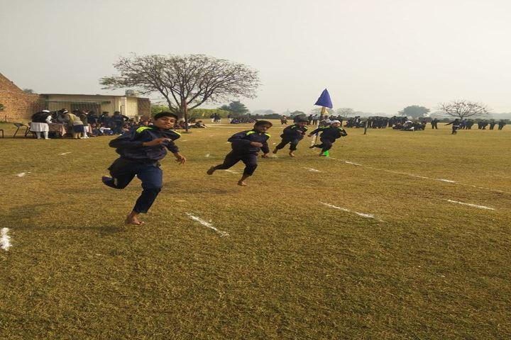 D A V Public School-Play Ground