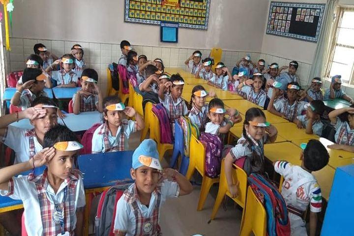 D C Model Senior Secondary School-Classroom