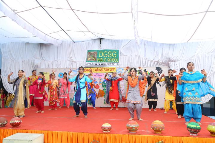 D G S G Public School-Dance
