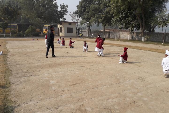 D V M Public School-Play Ground
