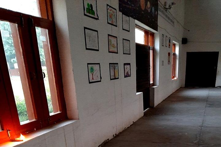D V M Public School-Art Exhibition