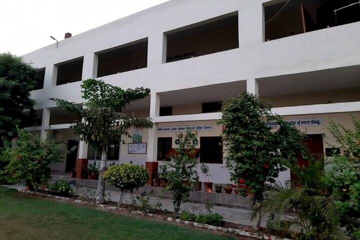 D V M Public School-Building