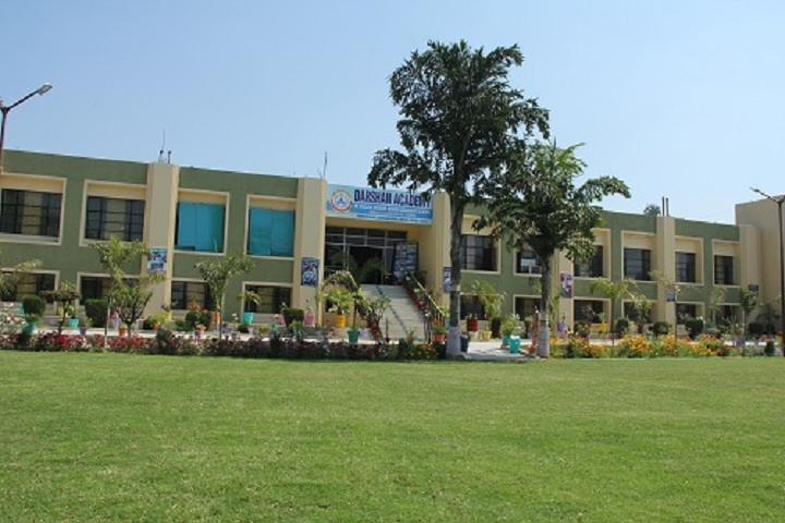 Darshan Academy-Campus View