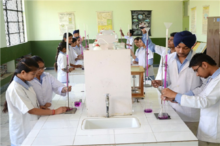 Darshan Academy-Chemistry Lab