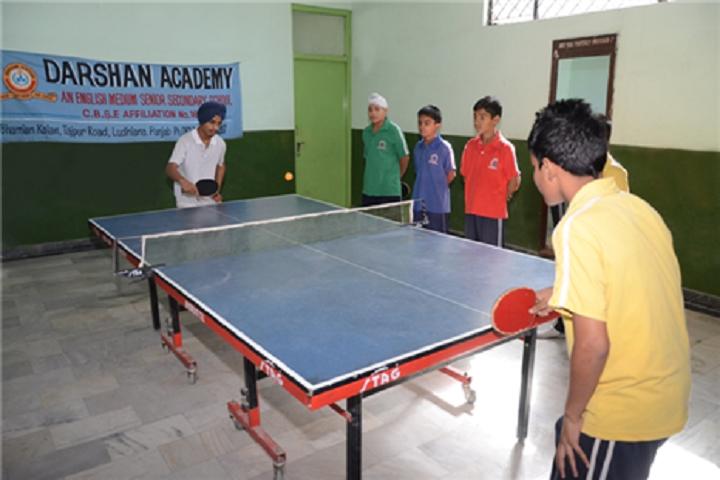 Darshan Academy-Indoor Games