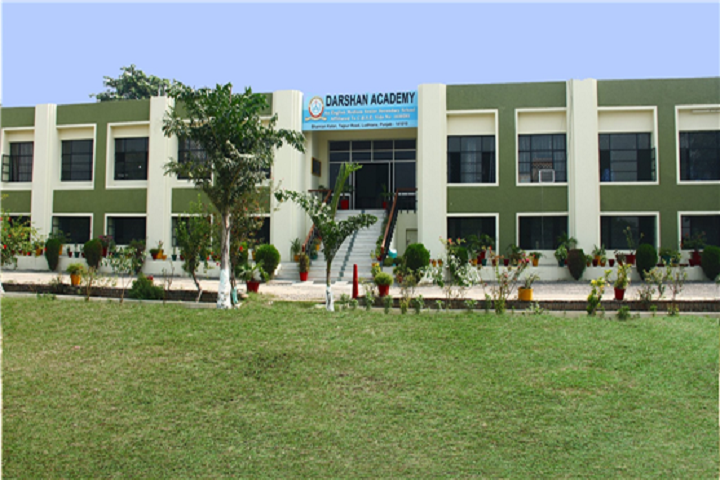 Darshan Academy-School Building