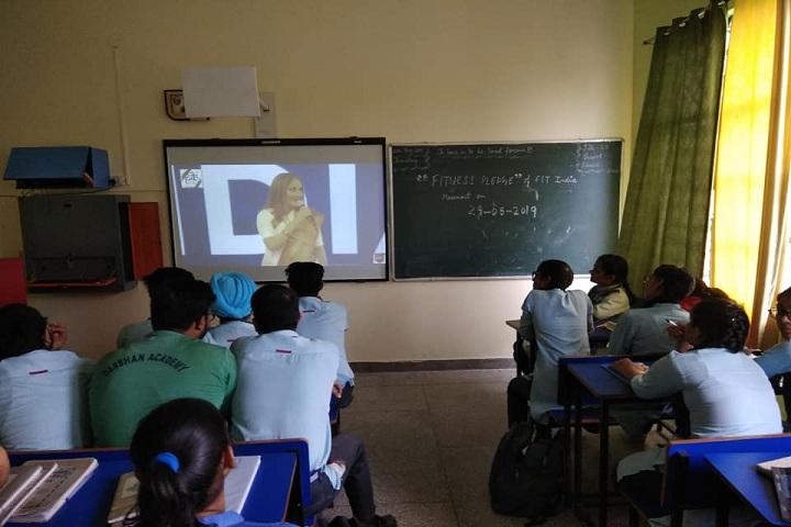 Darshan Academy-Smart Classroom