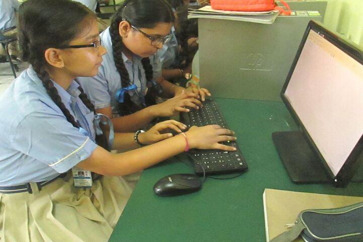 Darshan Academy-Computer Lab