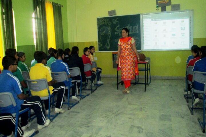 Darshan Academy-Digital Classroom