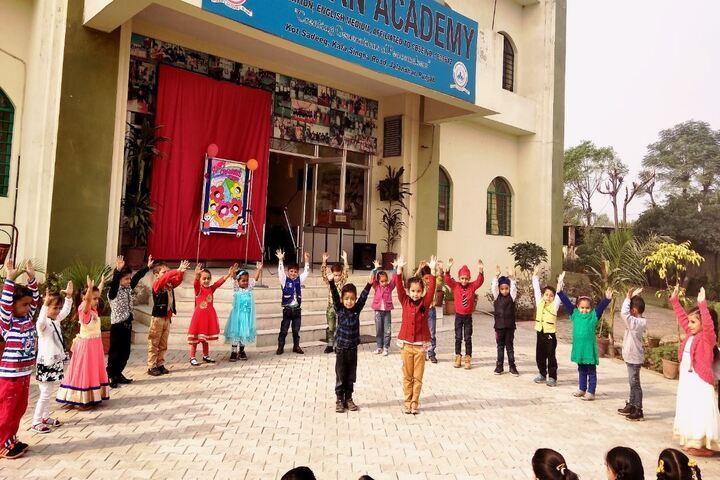 Darshan Academy-Play Ground