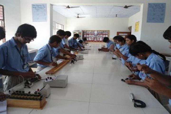 Darshan Academy-Laboratory