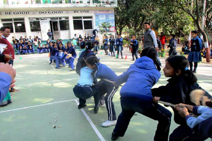 Darshan Academy-Sports