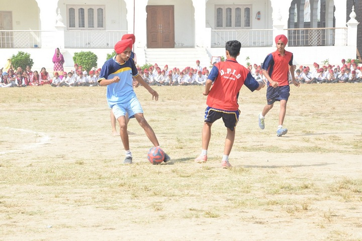 Dashmesh Parivar International School-Sports