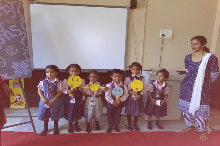 Dashmesh Public School-Classroom Activity