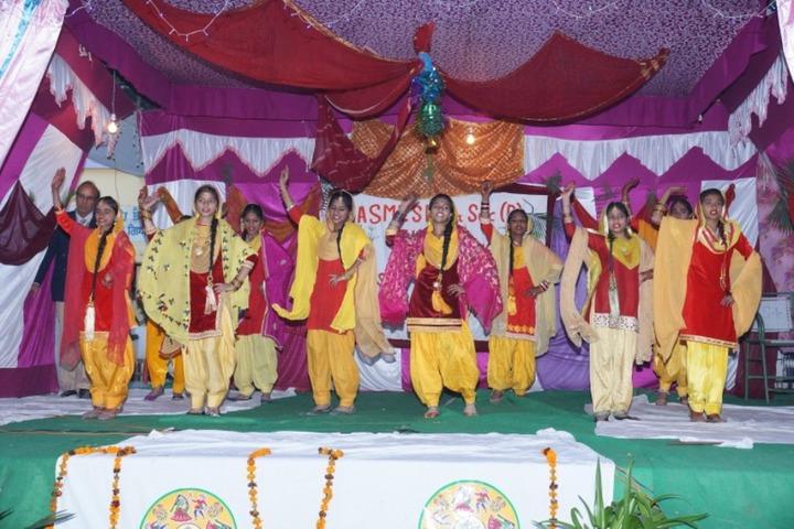 Dasmesh Public School-Dance