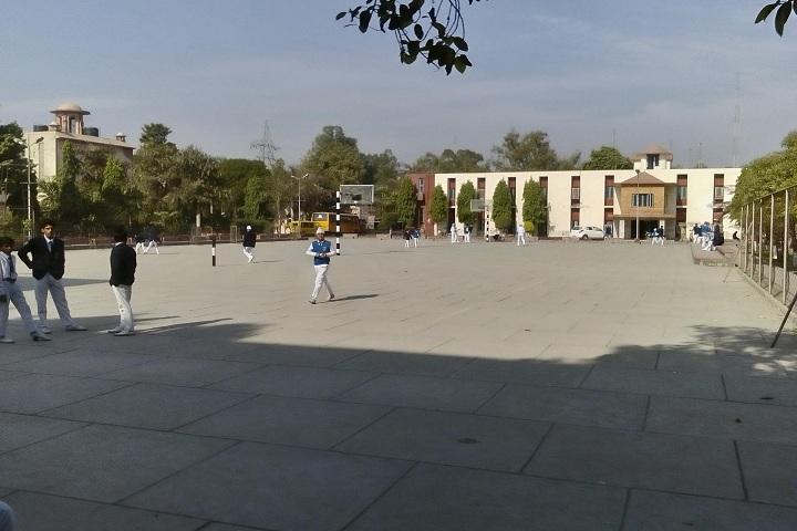 Dasmesh Public School-Play Ground