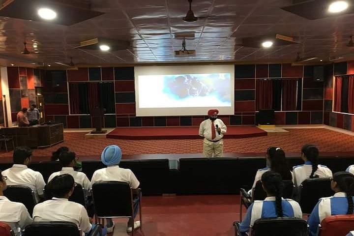 Dasmesh Public School-Auditorium