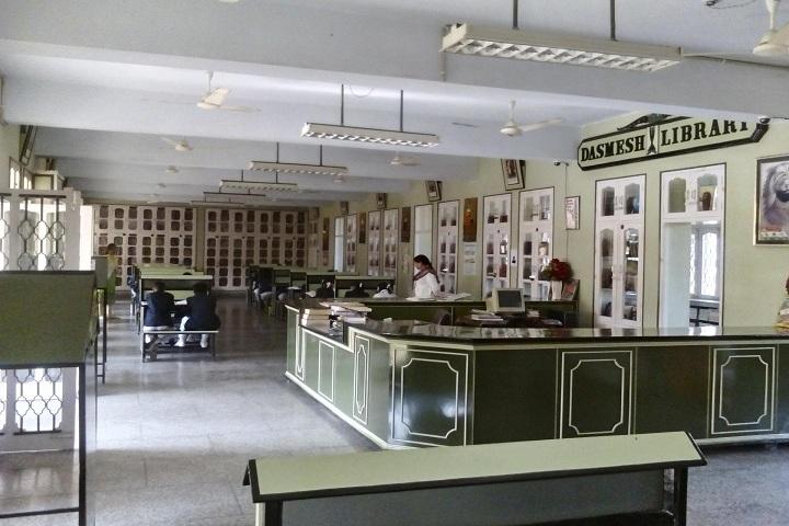 Dasmesh Public School-Library
