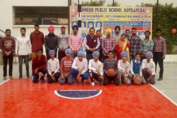 Dasmesh Public School-Sports Team