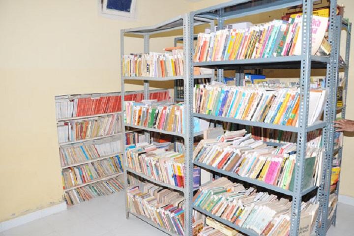 Dasmesh Public Senior Secondary School-Library