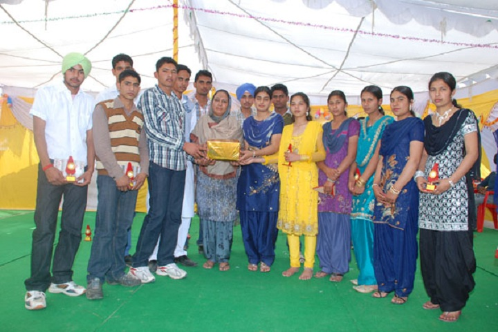 Dasmesh Public Senior Secondary School-Awards