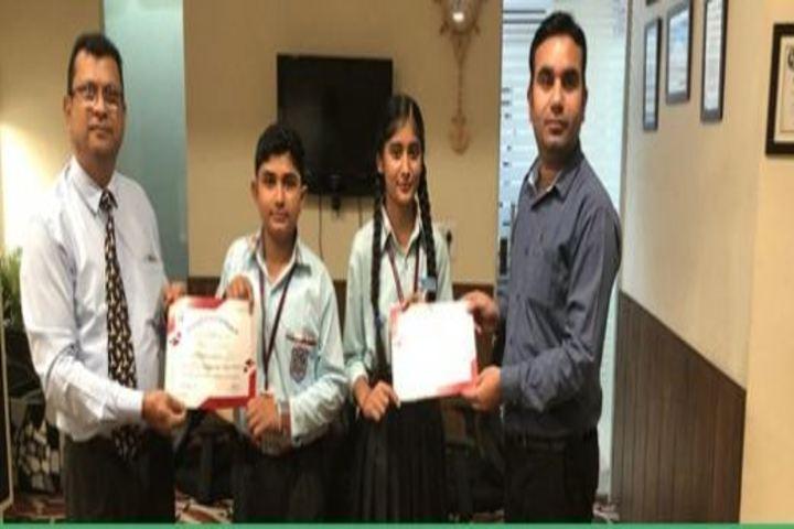 Dass And Brown World School-Certificate Distribution