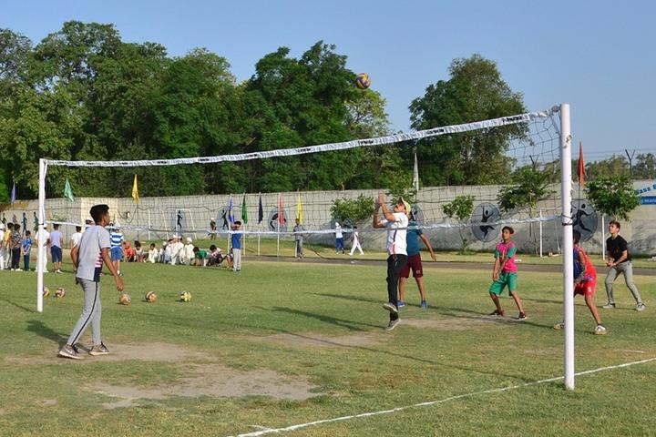 Dass And Brown World School-Sports