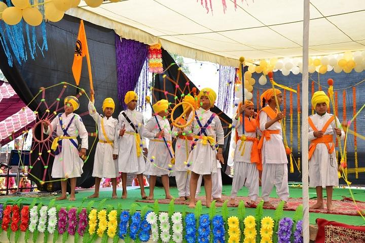 Data Bandhi Chhod Public School-Events