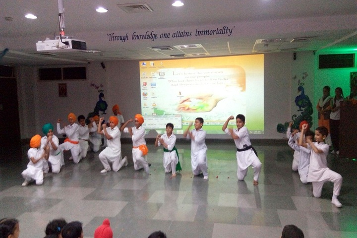 DAV Global School-Dance Competition