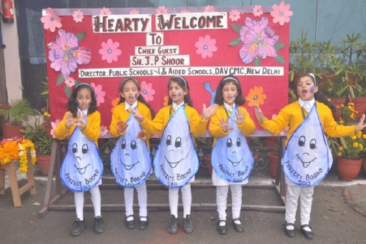 Dav International School-Activities