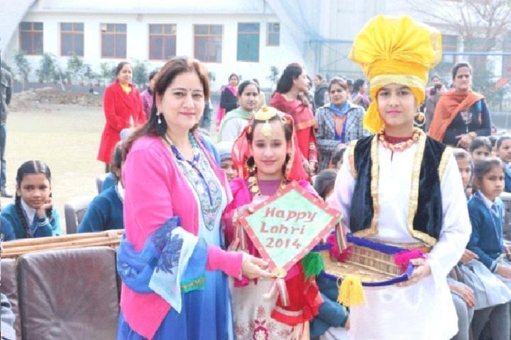 Dav International School-Celebrations