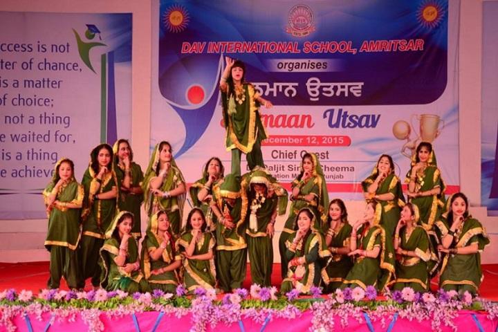 DAV International School-Cultural Fest