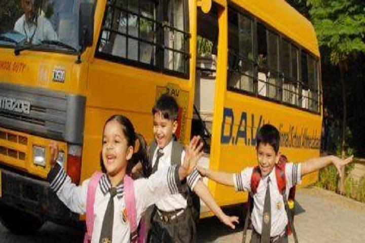 DAV International School-Transport