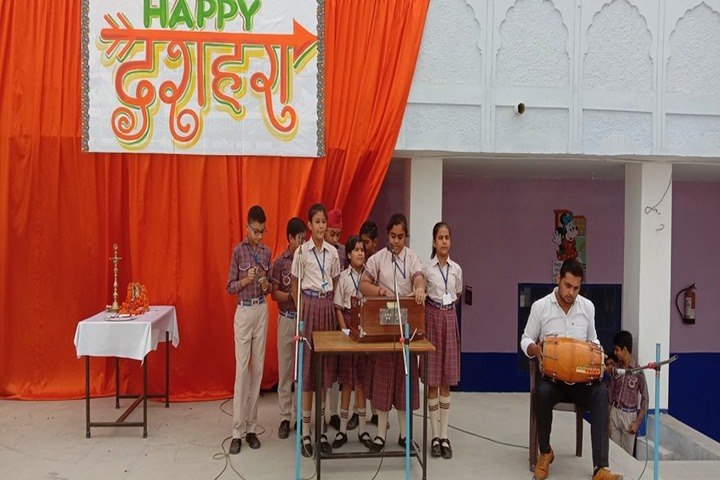 DAV Senior Secondary Public School-Music Competition