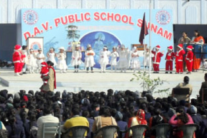 DAV Senior Secondary Public School-Events