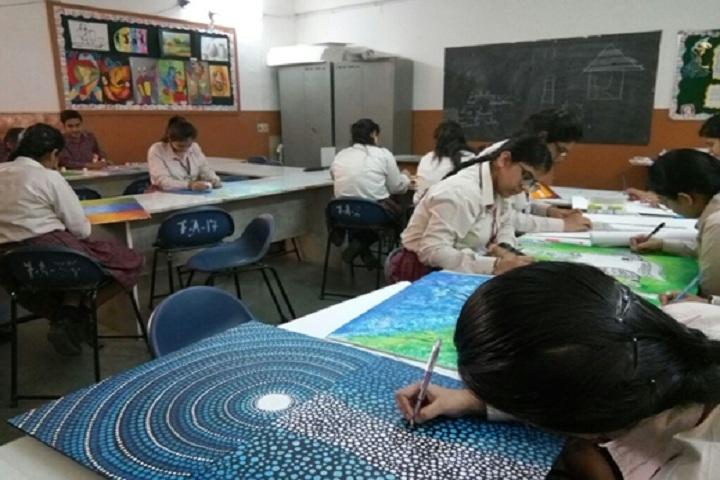 Dav Public School-Activities 1
