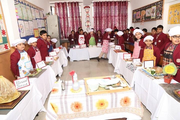 Dav Public School- Activities 2