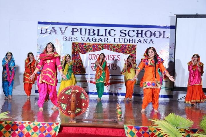 Dav Public School- Events 2