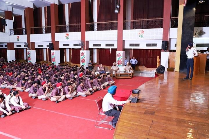 Dav Public School- Seminar