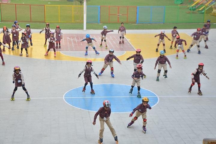 Dav Public School- Sports 2