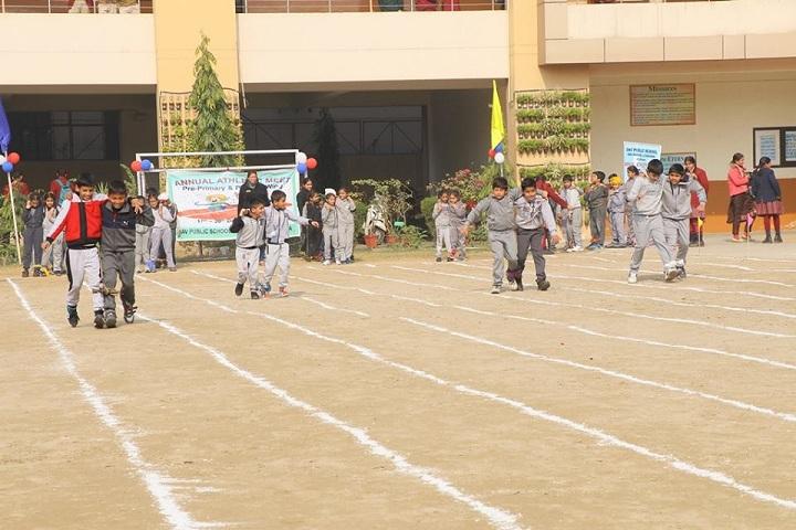Dav Public School- Sports 1