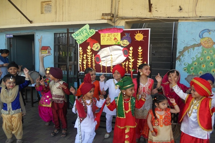 DAV Public School-Celebrations