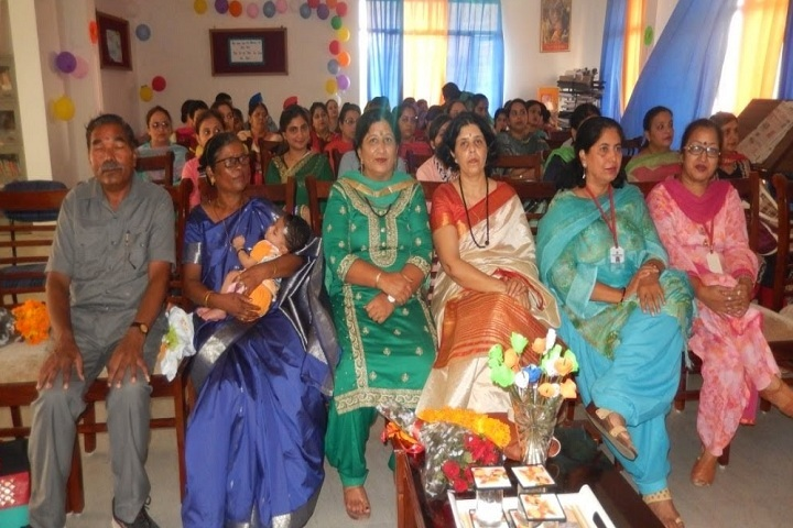 DAV Public School-Parents Meeting