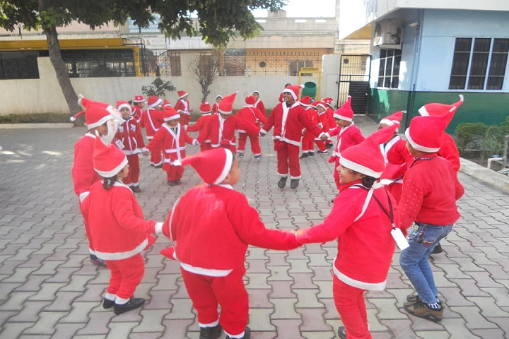 DAV Public School-Christmas Celebrations