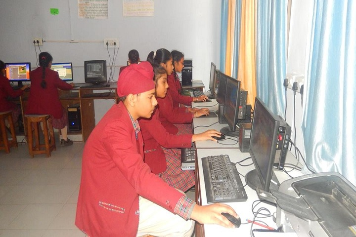 DAV Public School-IT Lab